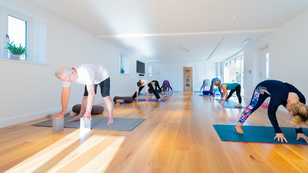 Yoga retreat venue Shrewsbury
